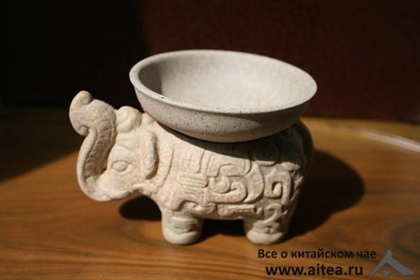 Получи слона. Фильтр для чая.