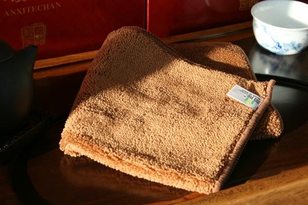 Полотенце для чайной церемонии.