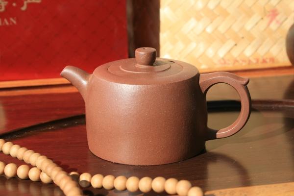 """Чайник из исинской глины """"Гу Дун"""""""