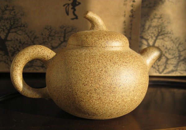 Исинский чайник из Дуан Ни