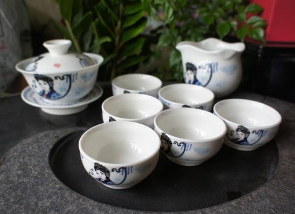 Набор для чайной церемонии Мей Жень