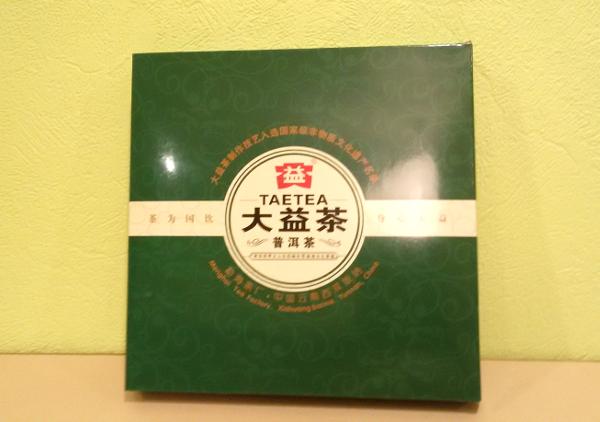 Коробка для блина Менхай Даи Шу