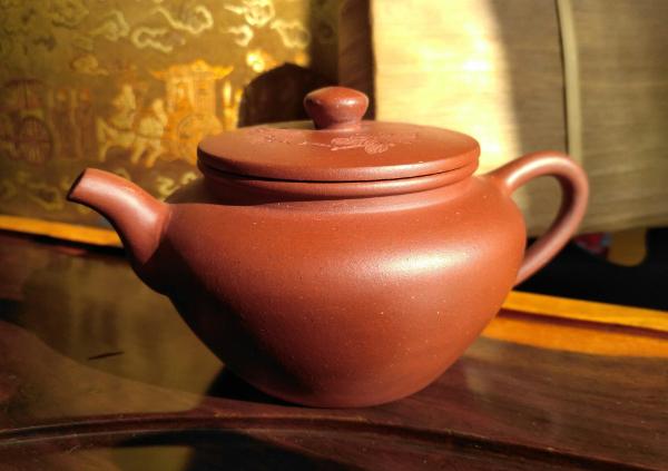 Исинский чайник Гуань Хуа