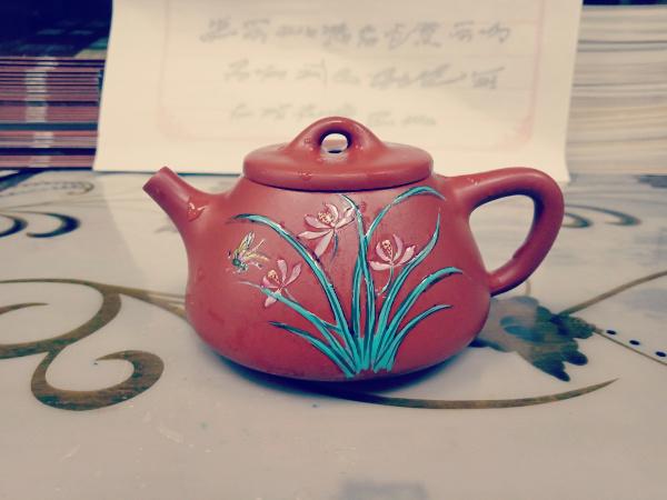 Исинский чайник Шипяо, Джуни