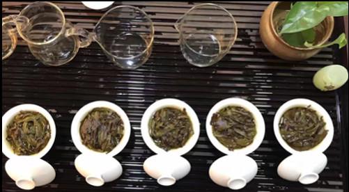 Большое пополнение чаев: Уишань, ФХДЦ, пуэры