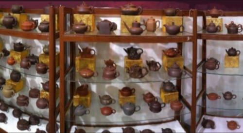 Пополнение раздела исинских чайников